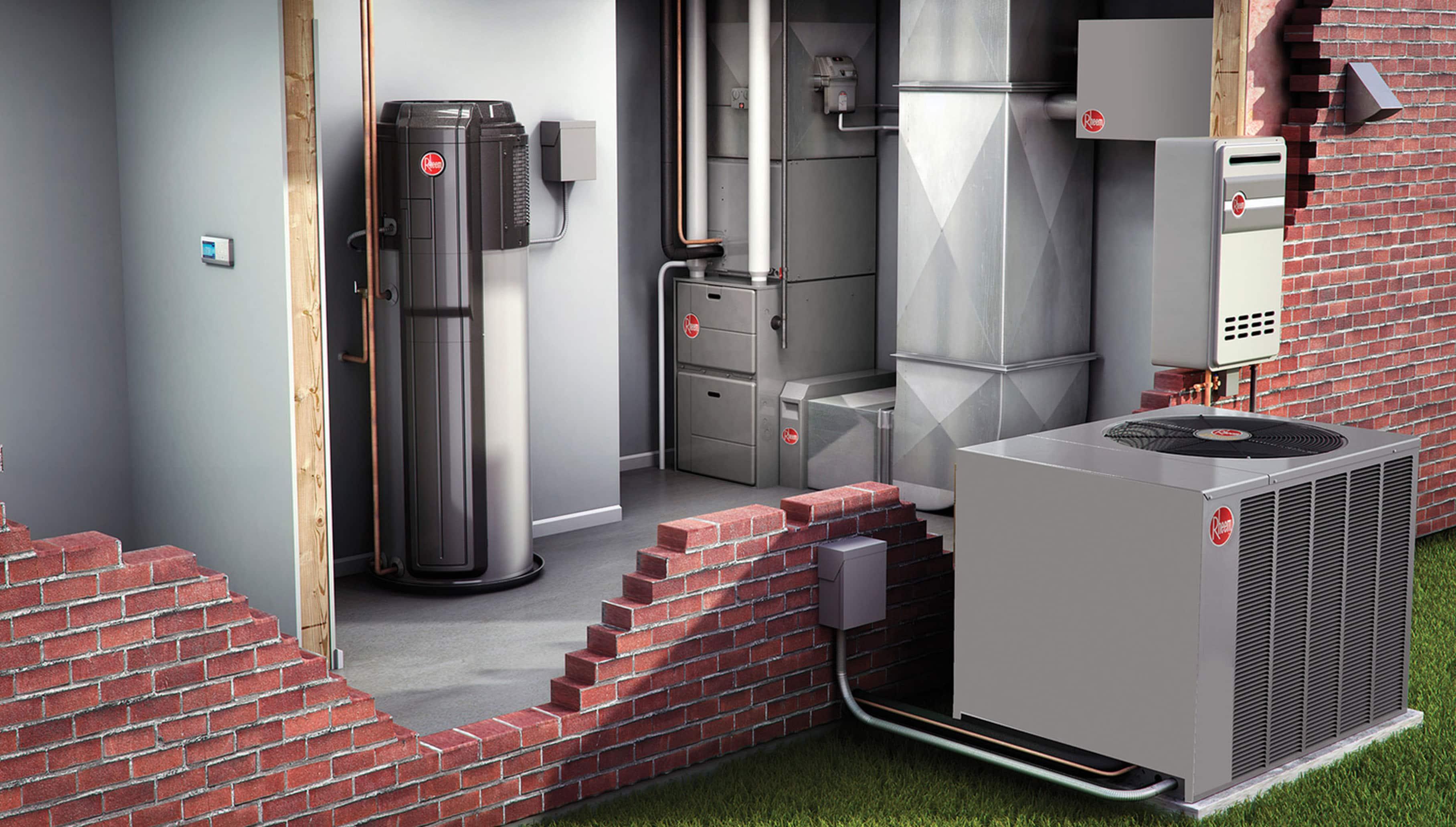 Dans Plumbing Heating Amp Cooling Heating Contractor In